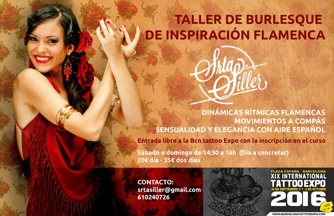 baumfest barcelona en Tatoo expo