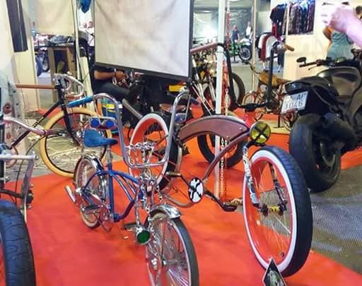 Bike show Baum Fest 2019 Bike Chopper