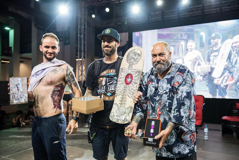 Premio Best Of show Baum Fest 2019