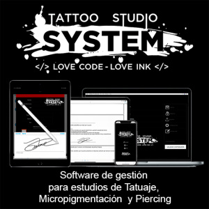 Tattoo Studio System