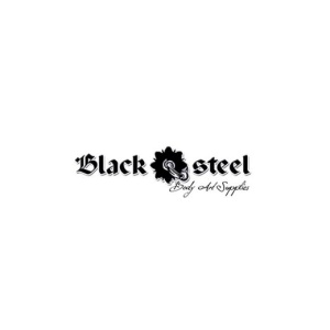 Black Steel Body Art